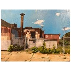 Smokestack, Christopher Windle, 2018