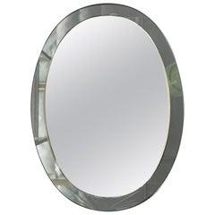 Smoky Beveled Mirror by Cristal Art