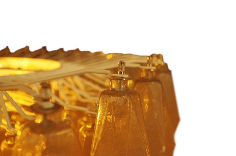 Poliedri Chandelier by Fabio Ltd For Sale 3