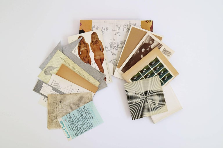 Mid-20th Century SMS A Collection of Multiples 'William N. Copley, 1968' For Sale