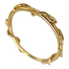 Snake Bangle Bracelet Emerald Sapphire Ruby Victorian Style J Dauphin