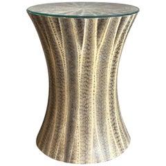 Snakeskin Table