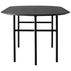 Snaregade Table, Oval, Black/Black Veneer