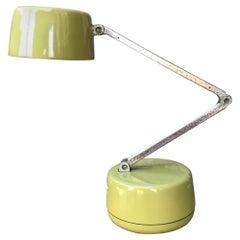 Snazzy Mighty-Light Nanbu Japan Adjustable Hi Intensity Folding Desk Task Lamp