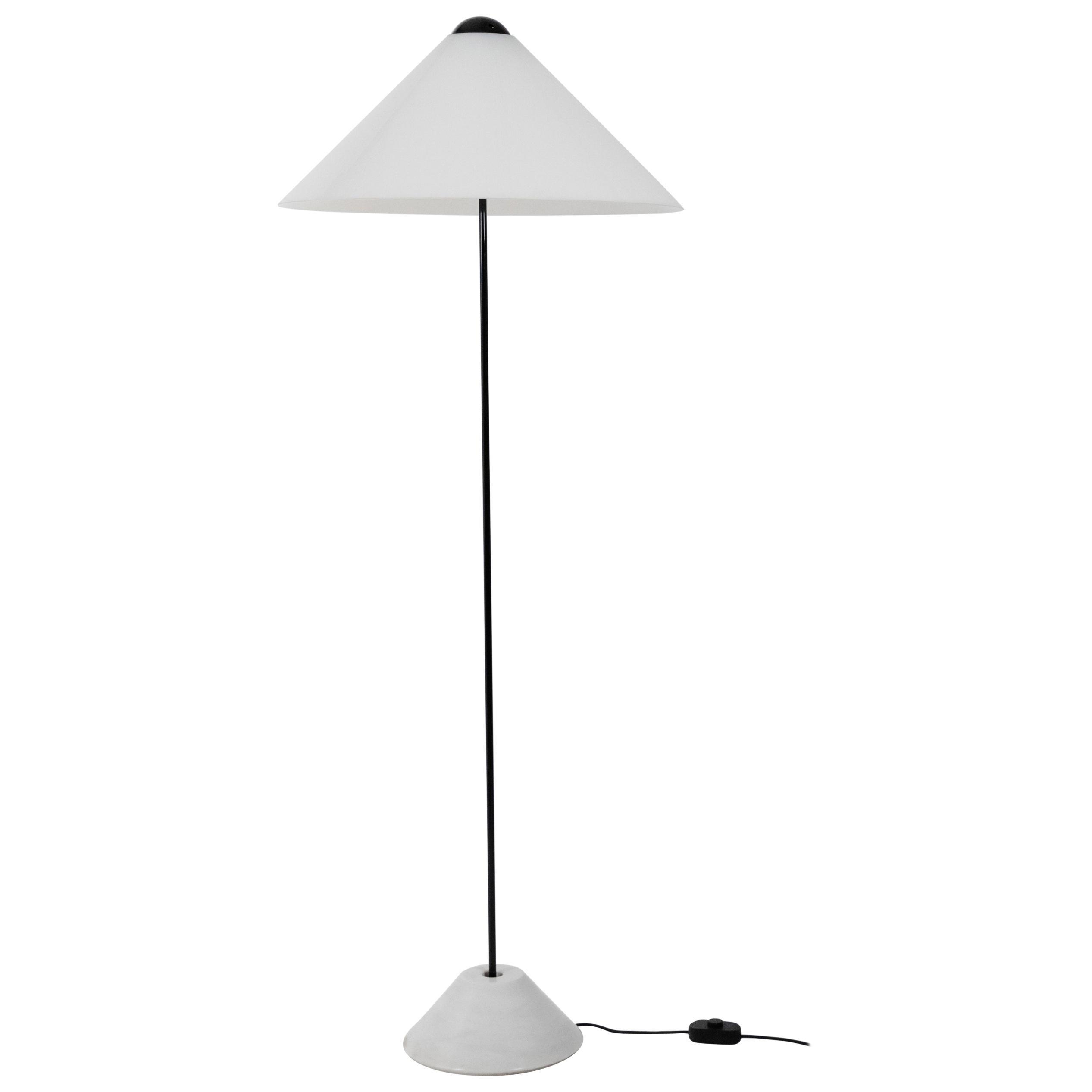 Snow Floor Lamp