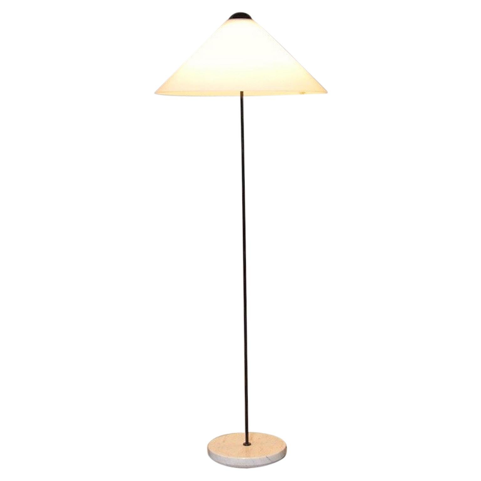 Snow Floor Lamp by Vico Magistretti for Oluce, Italy