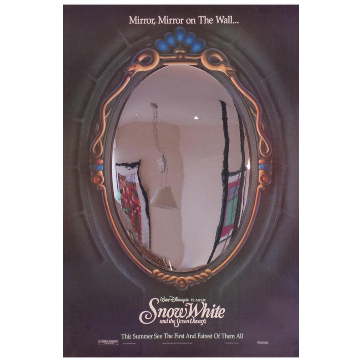 Snow White and the Seven Dwarfs, 1993r Poster