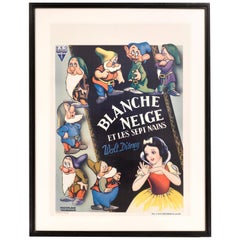 Snow White and the Seven Dwarfs / Blanche Neige