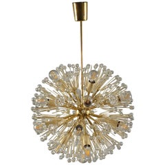 Snowball Ceiling Lamp, Designed by Emil Stejnar, Vienna, 1950