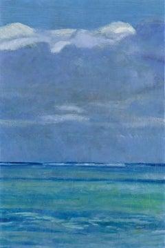 Ocean Sky, Painting, Oil on Canvas