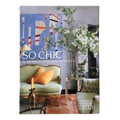 """So Chic"" Book"