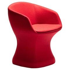 So-Pretty Red Armchair by Dario Deplin