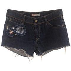 SOAB blue shorts