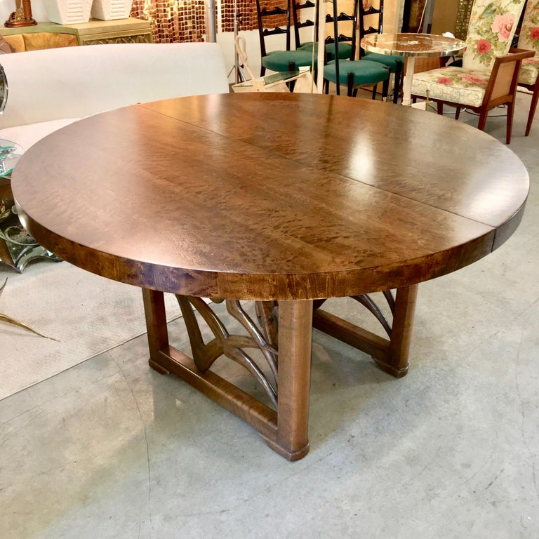 Soaring Seagulls Dining Table by Adolfo Genovese For Sale 3