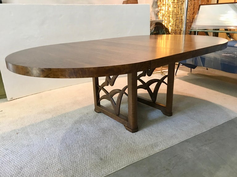 Soaring Seagulls Dining Table by Adolfo Genovese For Sale 5