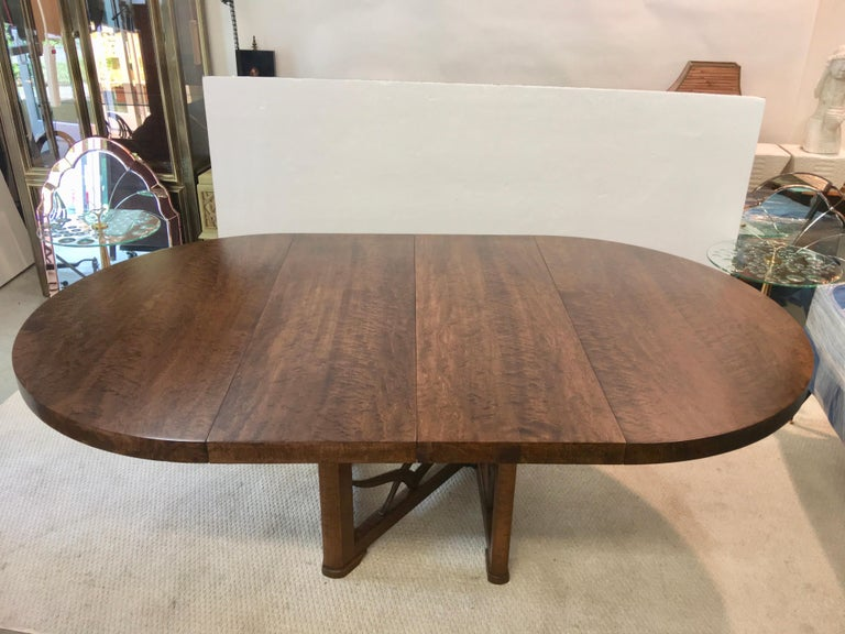 Soaring Seagulls Dining Table by Adolfo Genovese For Sale 7