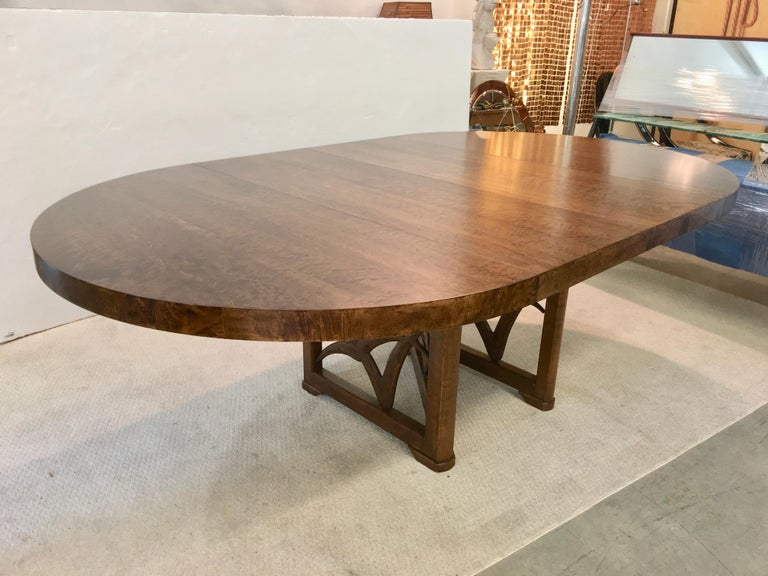 Soaring Seagulls Dining Table by Adolfo Genovese For Sale 8