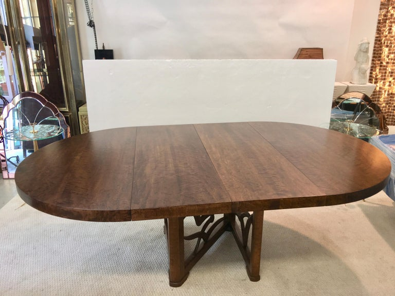 Soaring Seagulls Dining Table by Adolfo Genovese For Sale 9