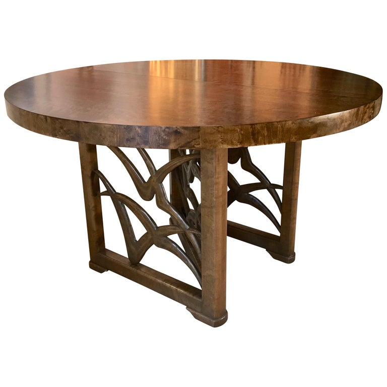 Soaring Seagulls Dining Table by Adolfo Genovese For Sale