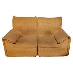 "Sofa ""Baia"" Design Antonio Citterio E Paolo Nava for B&B, 1970s"