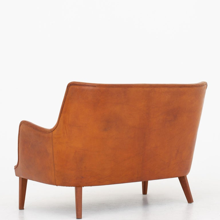 Scandinavian Modern Sofa by Arne Vodder For Sale
