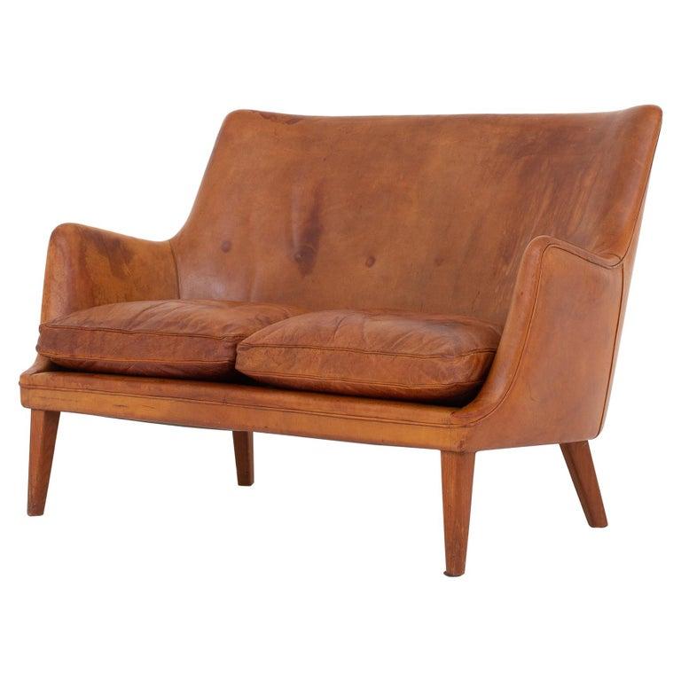 Sofa by Arne Vodder For Sale