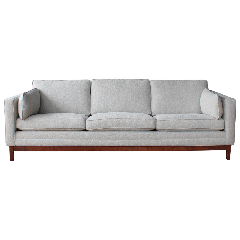 Mid Century Sofa by Folke Ohlsson for DUX, Sweden, 1950s