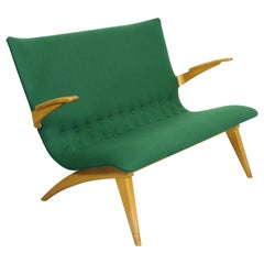 Sofa by G. van Os for Van Os Culemborg, 1950s
