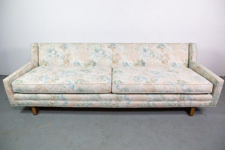 Mid-Century Modern Sofa by Harvey Probber For Sale