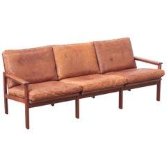 Sofa by Illum Wikkelsø for Niels Eilersen, 1960