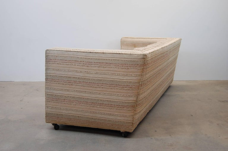 Sofa by William Pahlmann In Good Condition For Sale In Providence, RI