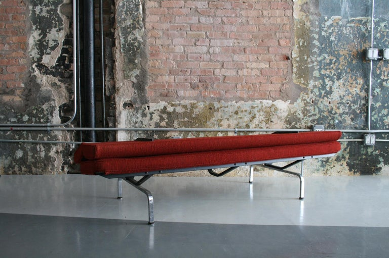 Late 20th Century Sofa Compact by Ray and Charles Eames for Herman Miller For Sale