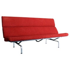 Sofa Compact by Ray and Charles Eames for Herman Miller