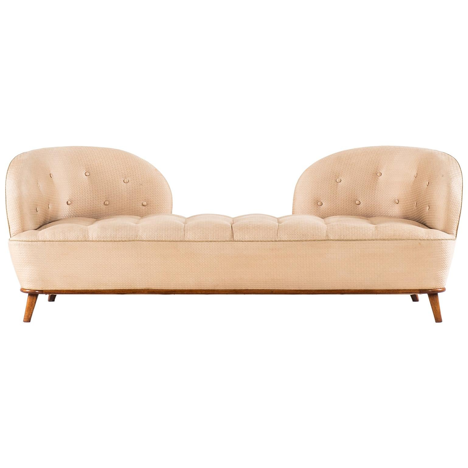 Sofa / Daybed Attributed to Tor Wolfenstein