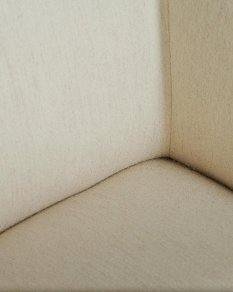 Sofa designed by Birger Hahl for A. Salmi Huonekalutehdas, Finland, 1931 For Sale 4