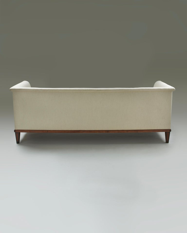 Mid-Century Modern Sofa designed by Birger Hahl for A. Salmi Huonekalutehdas, Finland, 1931 For Sale
