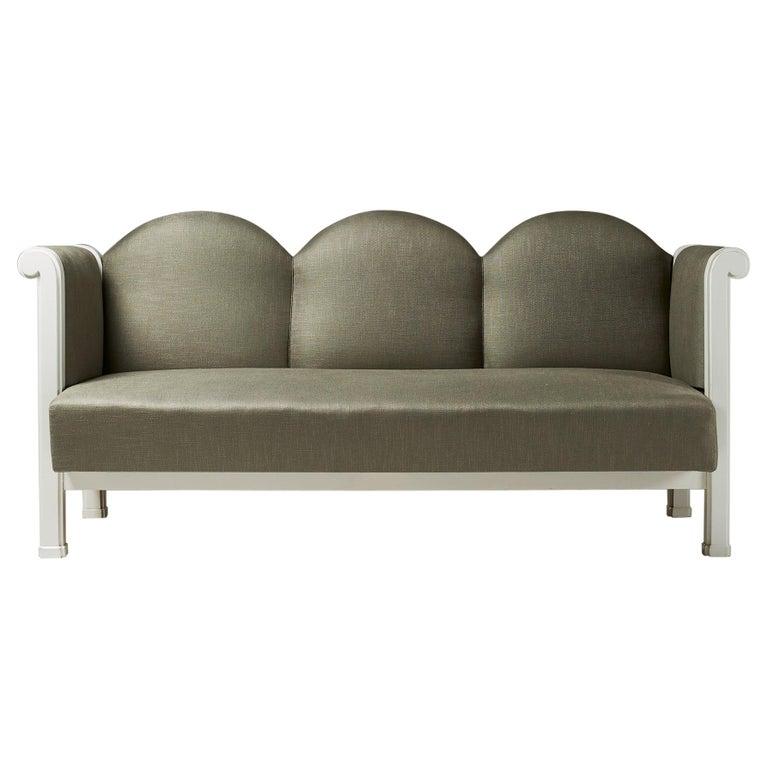Sofa Designed by Eliel Saarinen, Finland, 1907 For Sale