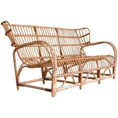 Sofa Designed by Viggo Boesen, 1940s