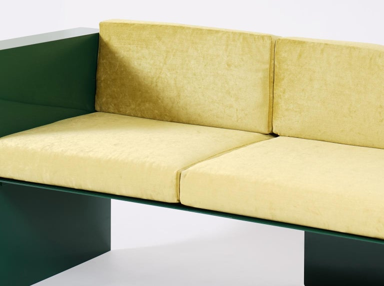 European Sofa / Disused Collection For Sale