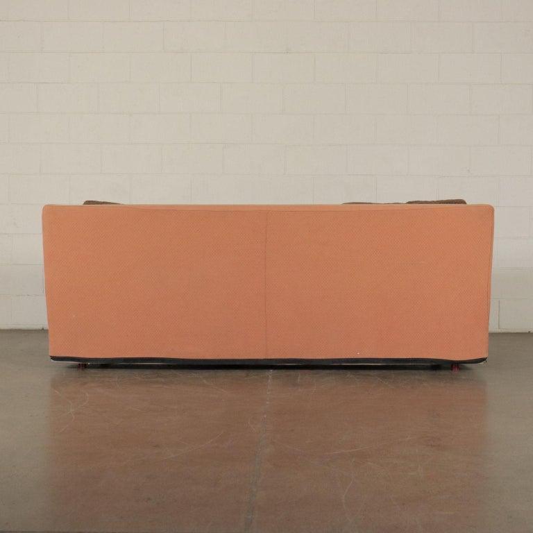 Sofa Foam Fabric Leather 1980s-1990s Antonio Citterio for ...