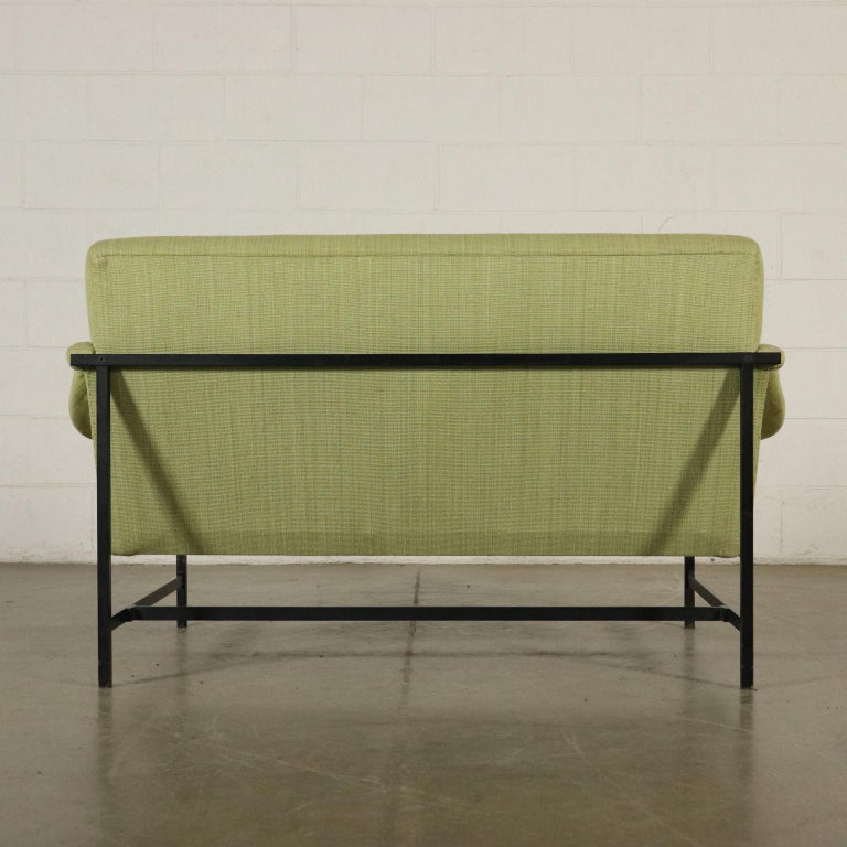 Sofa Foam Padding Metal Vintage, Italy, 1950s-1960s For Sale 3