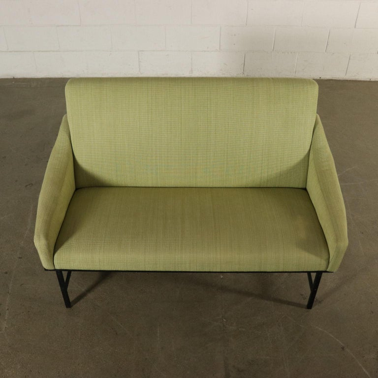 Sofa Foam Padding Metal Vintage, Italy, 1950s-1960s For Sale 1
