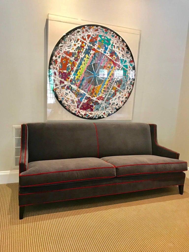 Mid-Century Modern Sofa For Sale