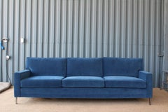 Sofa in the Style of Milo Baughman, U.S.A, 1960s.
