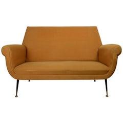 Sofa, Italy, 1950s
