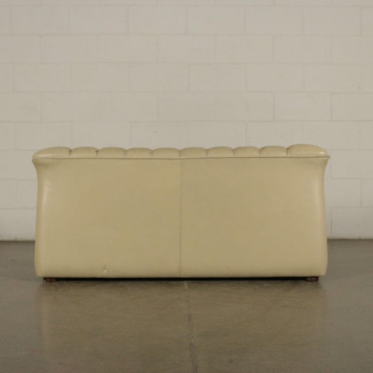 Sofa Leatherette Foam, Italy, 1960s-1970s For Sale 2