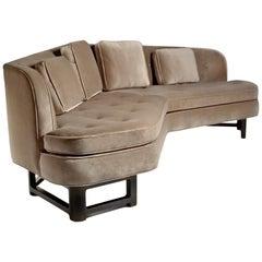 Sofa Model 6329A Designed Edward Wormley for Dunbar