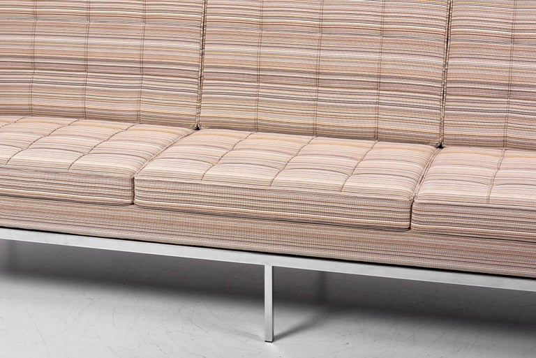 American 67A Sofa by Florence Knoll for Knoll International  For Sale