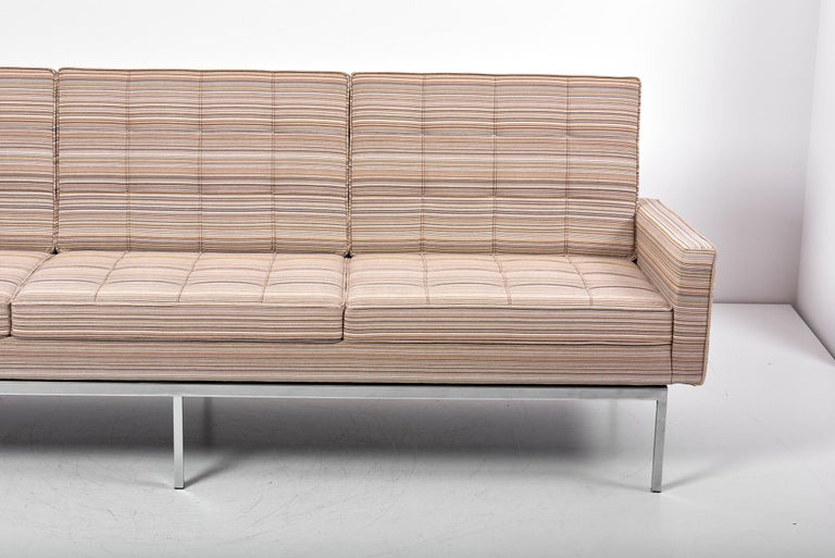 67A Sofa by Florence Knoll for Knoll International  In Excellent Condition For Sale In Berlin, DE