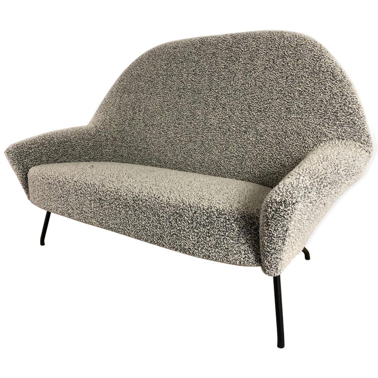 Sofa Model 770 by Joseph-André Motte For Sale